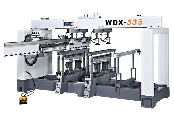 Сверлильно присадочный станок WDX 535 (KDT-535)