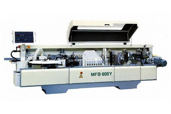 Кромкооблицовочный станок LTT MFB 600