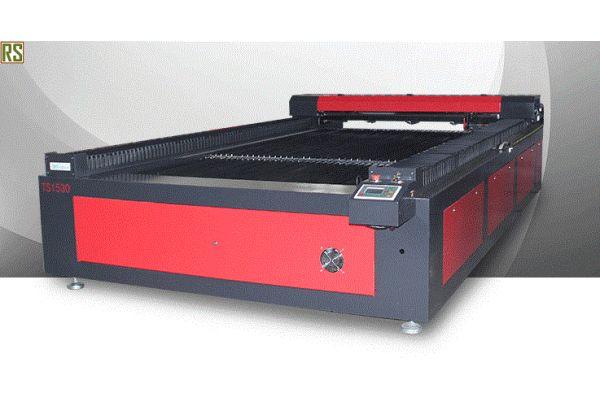 Лазерный гравировальный станок TS 1318 (130 W)