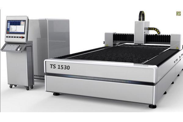 Станок с лазерной резкой металла TS 1530 C (СТАНИНА ЧУГУН) 1500 W Raycus