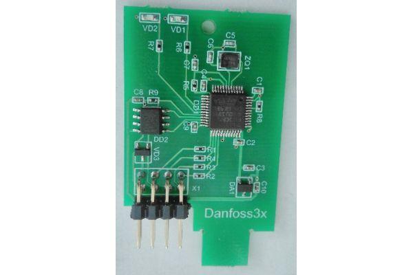 Адаптер Danfoss 3x