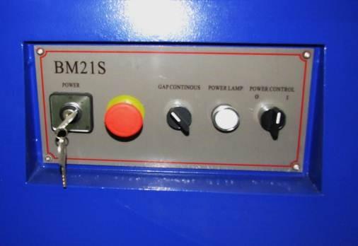 сверлильно присадочный MB 21S
