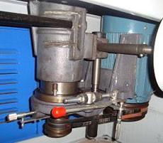 фрезерный станок MX5116T с ручной подачей