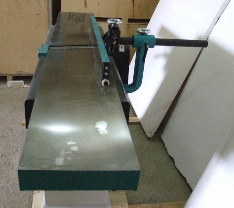 Чугунный стол размером 2020*415 мм.