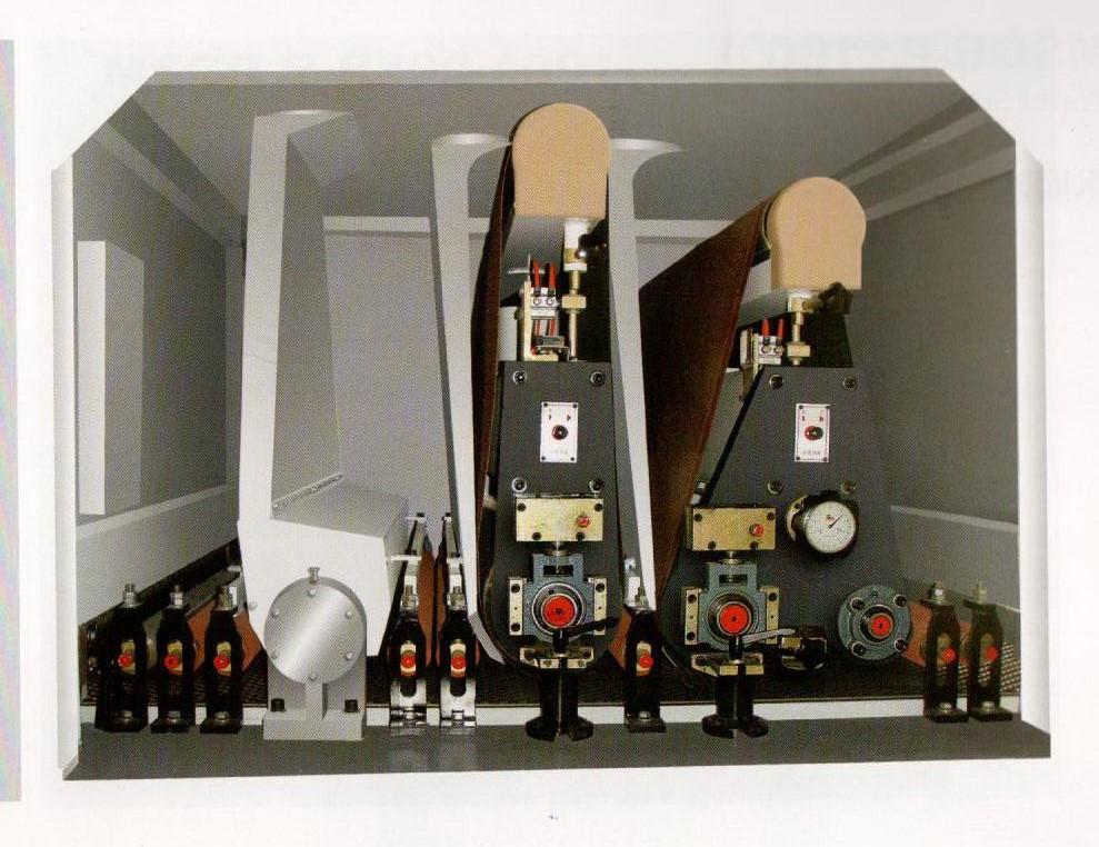 станок R-RP 1100A (трех узловый)