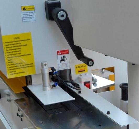 Кромкооблицовочный станок TS50(compakt)