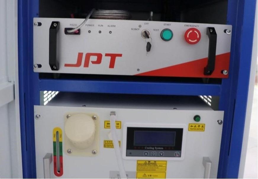 Лазерный источник JPT