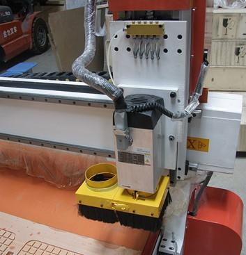 Шпиндель с воздушным охлаждением 4.5 кВт.